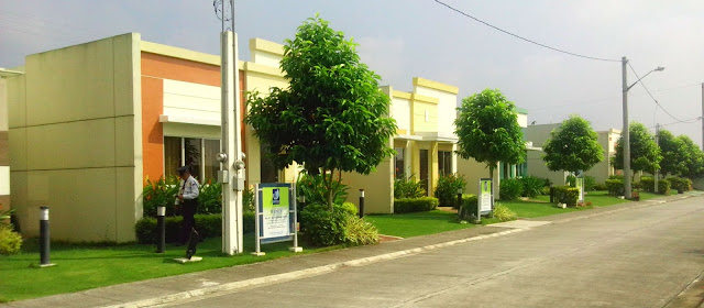 House Models in Washington Place Cavite