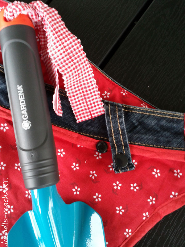 laendle machart diy jeans upcycling gartenarbeit leicht gemacht. Black Bedroom Furniture Sets. Home Design Ideas