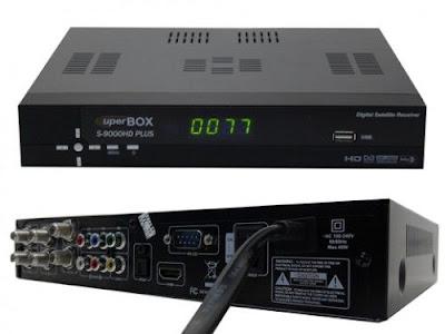 Nova Atualização Superbox S9000 Hd Plus 03-03-2013