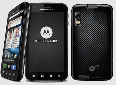Motorola ATRIX 4G Android Smartphone