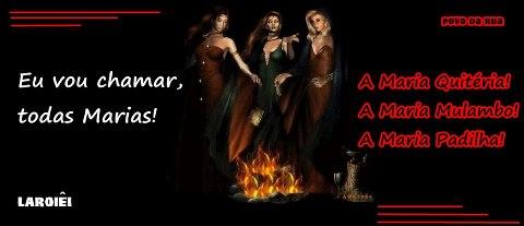 Siga com as Proteção de todas as Marias..