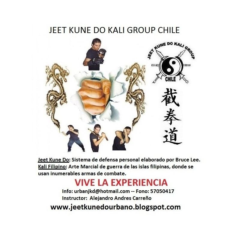 JEET KUNE DO KALI GROUP