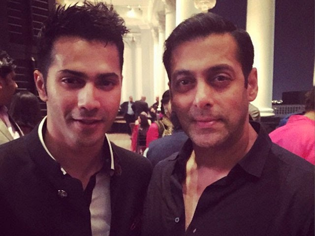 'Kamaal Karte Ho': Salman Khan Tweets Varun Dhawan After Being Replaced in Shuddhi