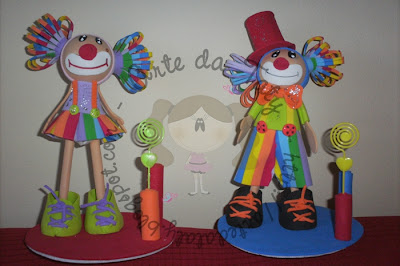 E hoje vai ser uma festa!: Festa do Circo, 3º ano do Guilherme