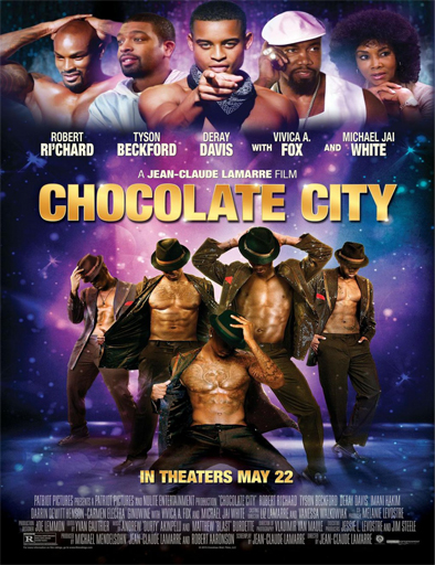 Ver Chocolate City (2015) Online
