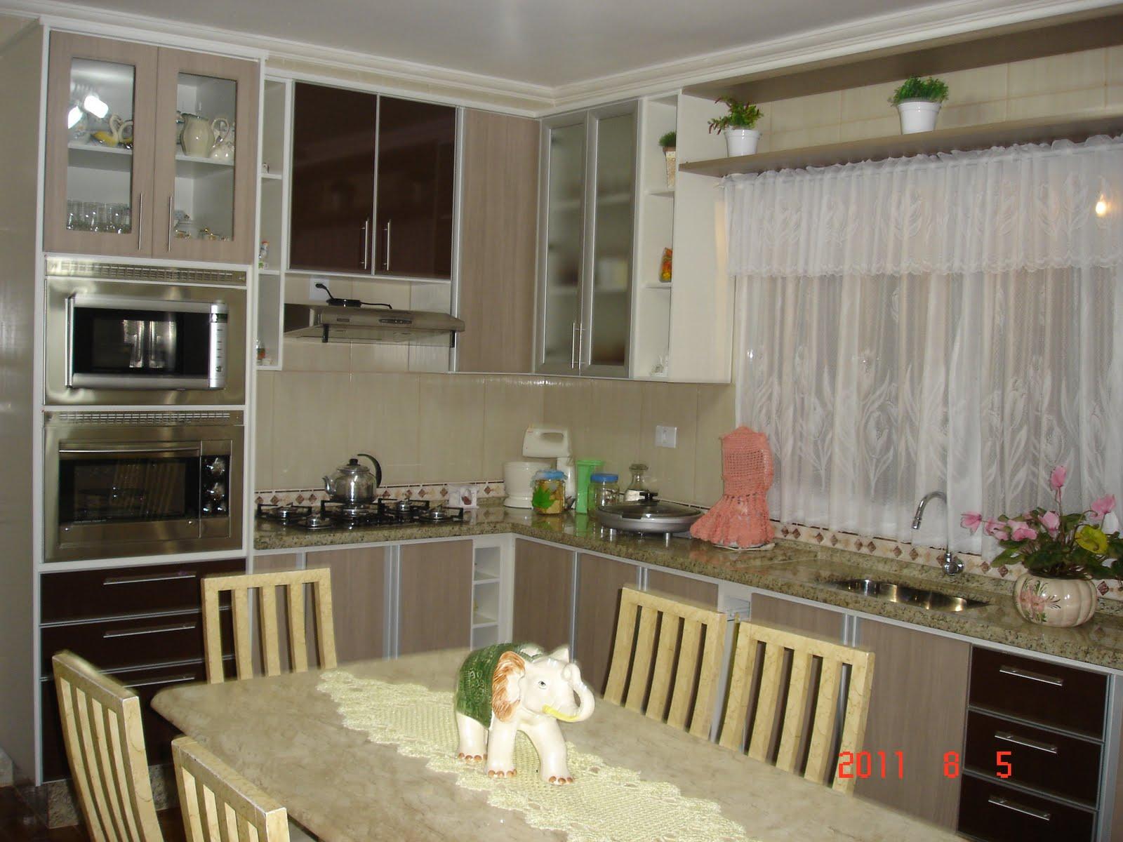 Criart Móveis e Design de Interiores: Cozinha Atenas #A63625 1600 1200