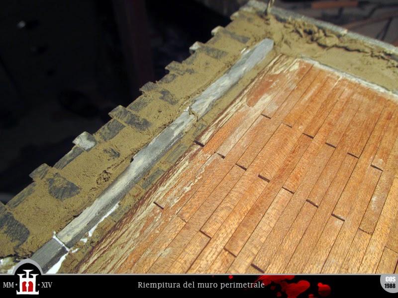 Domus project costruzione 182 pavimento del piano nobile for Piani principali del padrone del piano principale