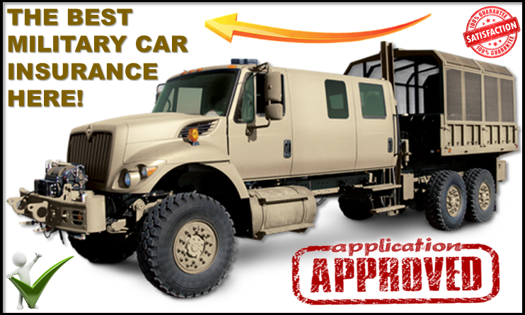 Best car insurance companies for military