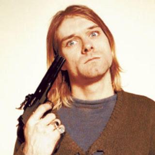Kurt Cobain Head Blown Off Pictures of kurt cobain,