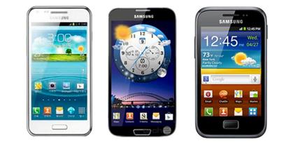 Harga Terbaru Samsung Android