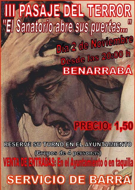 III Pasaje del Terror de Benarrabá
