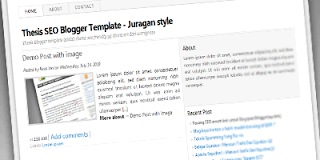 Template Seo Friendly terbaik, terbaru, simpel dan professional
