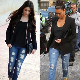 Kim Kardashian Oldie but Goodie