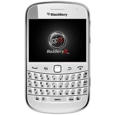 BlackBerry Dakota Putih, Hadir Awal November