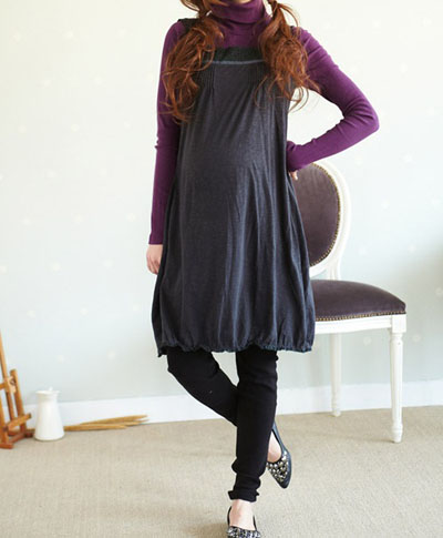 اجمل ملابس شتويه للحوامل 2013