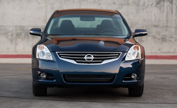 Fourth Generation Nissan Altima 2012 Review and Wallpapers   Auto Car