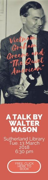 "Vietnam, Graham Greene and ""The Quiet American"""