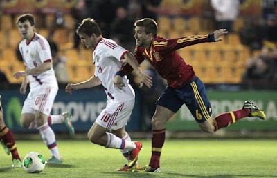 Spain Soccer U21