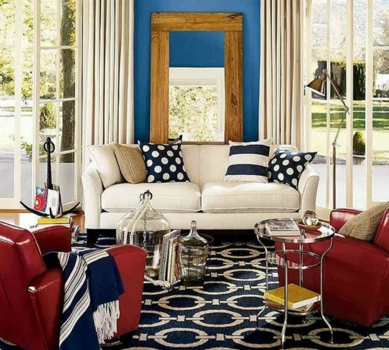 Nautical Decor Home Interior Design