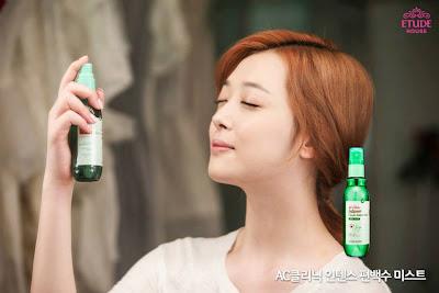 etude house, jual etude house, ac clinic,chibis etude house korea,obat jerawatampuh, ac clinic intense hinoki water mist