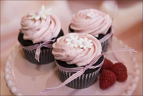 Cupcake frisör