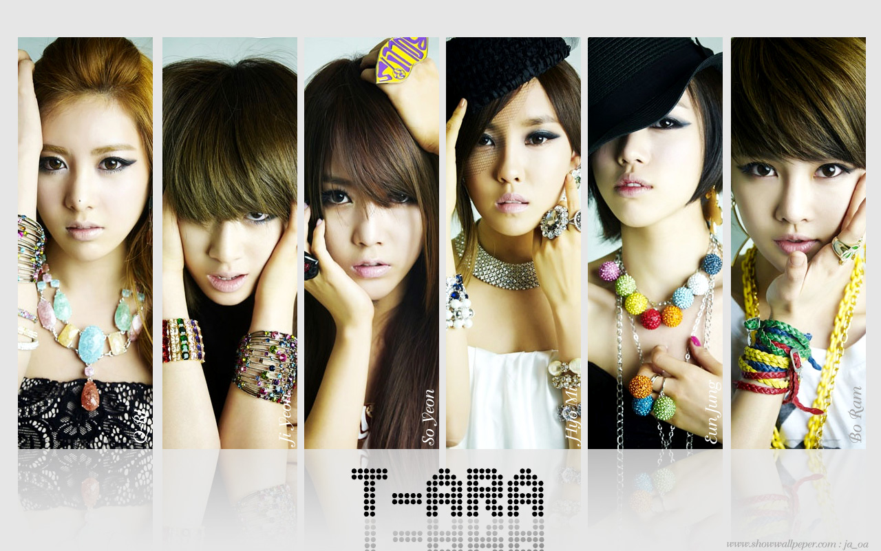 T ara wallpaper kpop in hd - T ara wallpaper hd ...