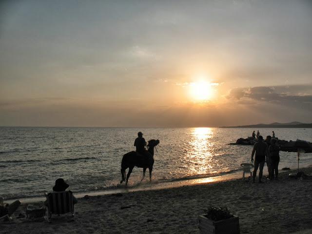 Sunset Nikiti, Greece