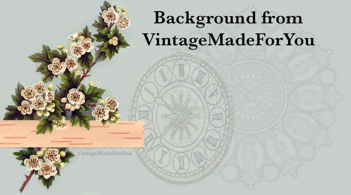 New background from VintageMadeForYou