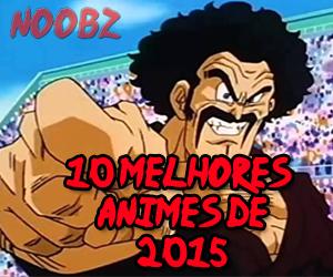Melhores animes 2015