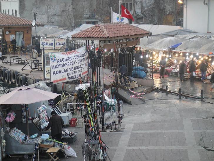 Fish Market Karakoy
