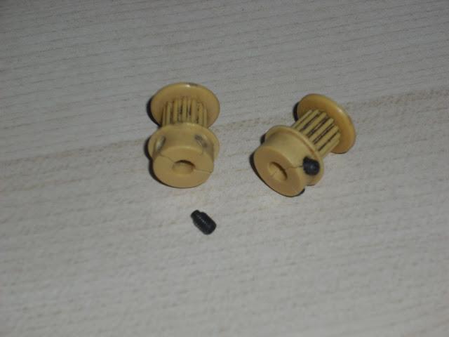 Armdroid - Broken pulleys