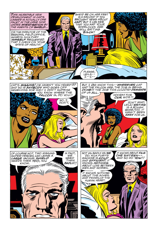Captain America (1968) Issue #209 #123 - English 6