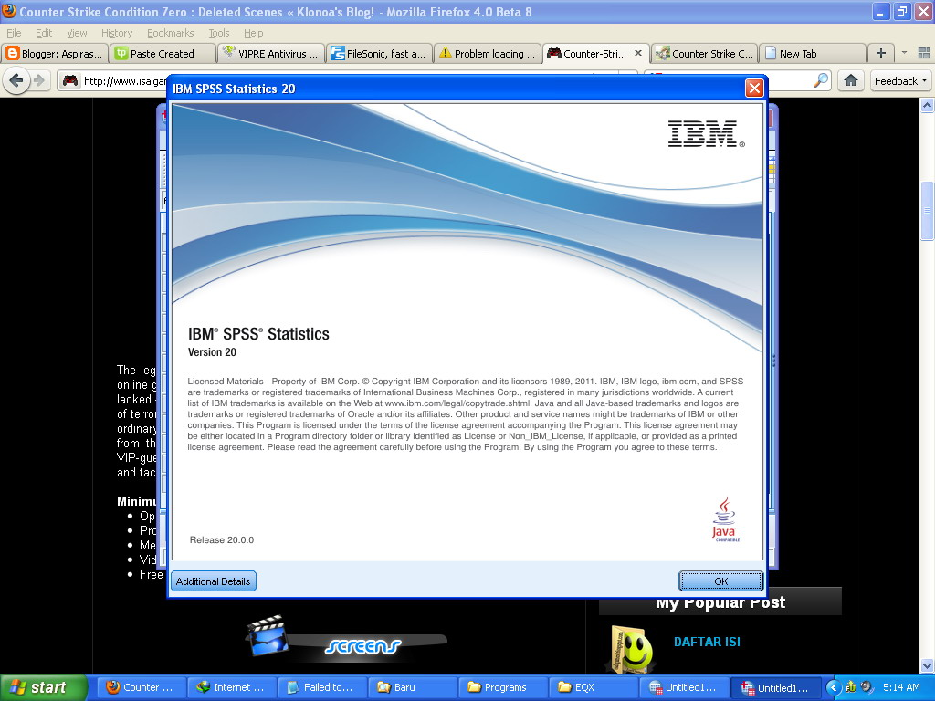 download ibm spss statistics 20 full  crack  serial