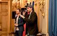 Zweierpasch im Quai d'Orsay