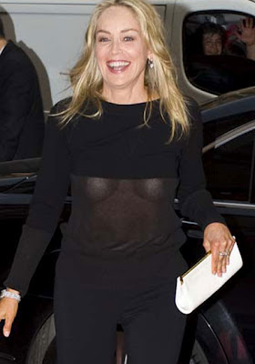 Celebrity Rant: Sharon Stones and her nipples