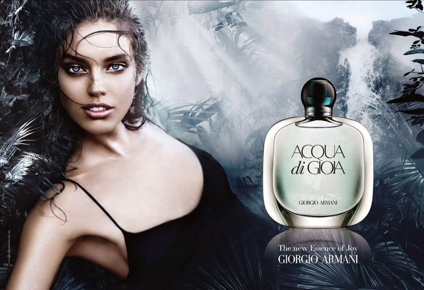 Presente Dia das Mães - Perfume Acqua Di Gioia Giorgio Armani