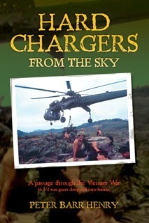 New Historical Novel: Hard Chargers from the Sky