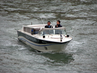Водная полиция Венеции by TripBY