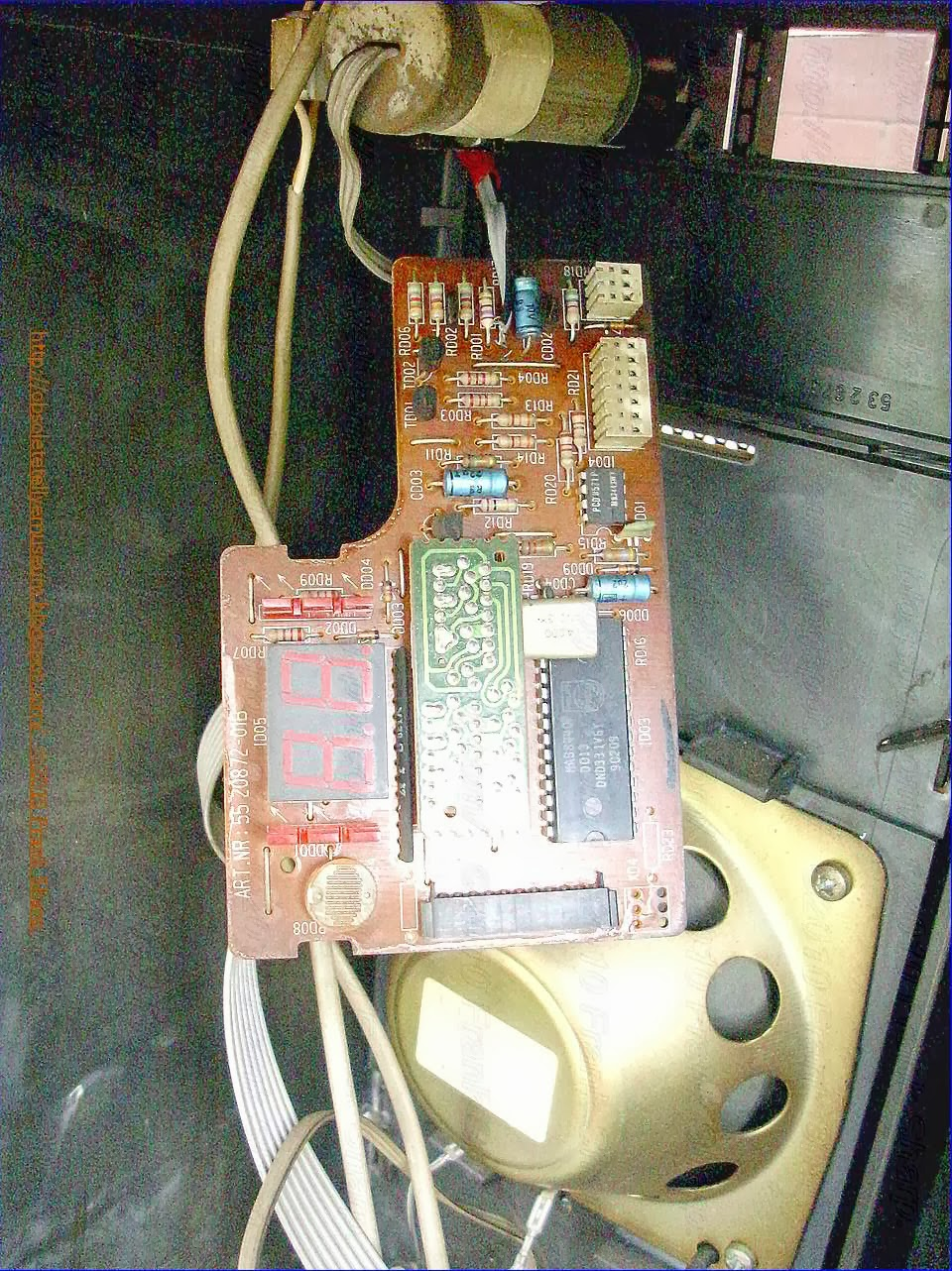 Obsolete Technology Tellye !: LUXOR 5134 TYPE 18051341 CHASSIS B3-1 ...