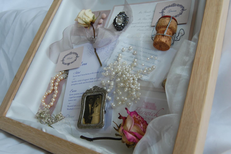 THE WEDDING BLOG DESIGNER: BESPOKE MEMORY BOXES