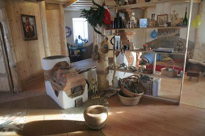 Курглый проект дома. Каркасный энергопассивный дом из соломы в Минске