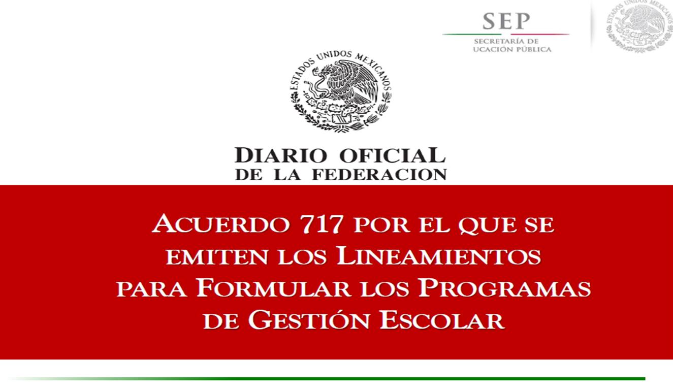 SEP - Acuerdo Nº 717