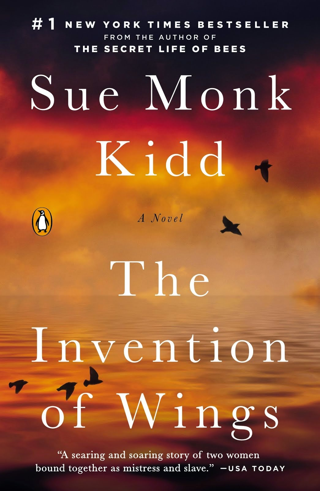 Giveaway - The Invention of Wings
