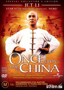 Hoàng Phi Hồng 1 - Once Upon A Time In China I