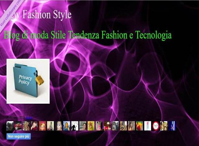 Blog Amico - New Fashion Style