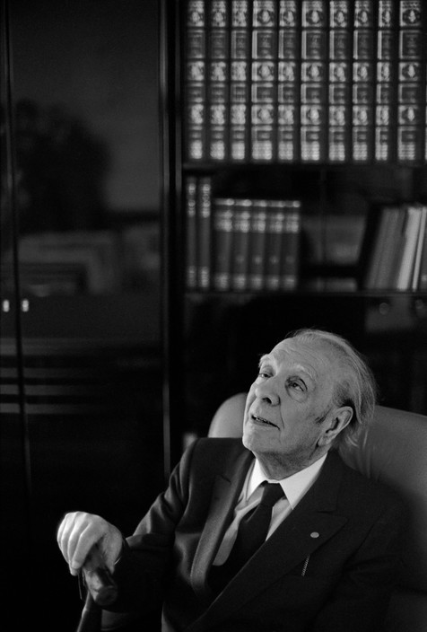 Borges todo el a o jorge luis borges los te logos for Borges el jardin