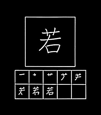 kanji muda