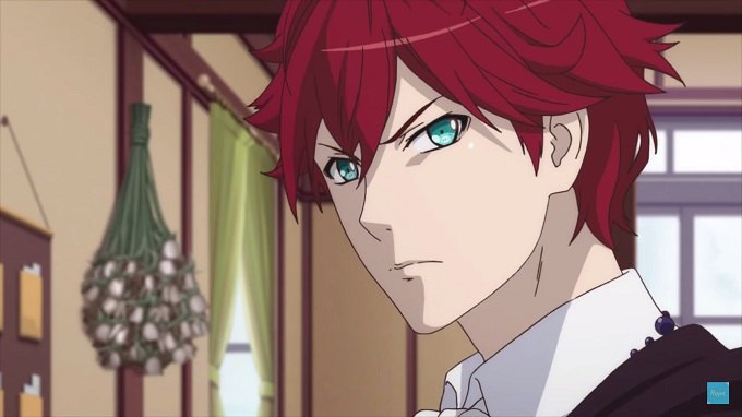Dance with Devils anuncio