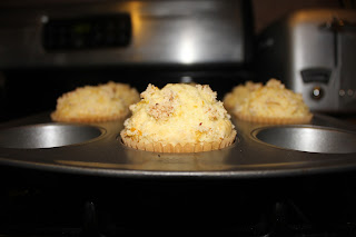 Orange Muffins - Passion Kneaded