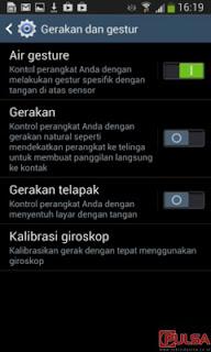 Inilah Bug Samsung Galaxy S4